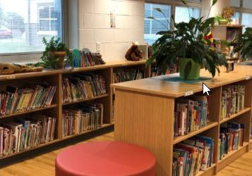 butler library 3
